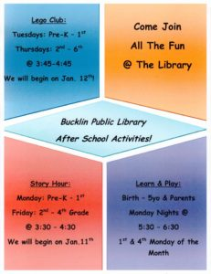2016 Library Activities